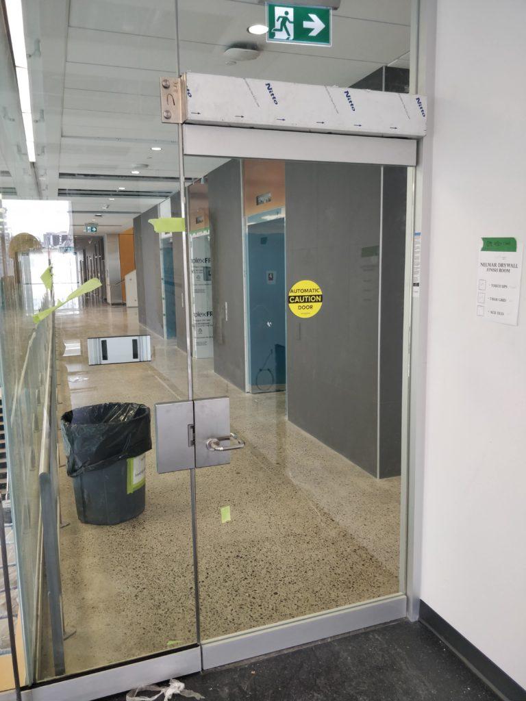 glass door installation toronto