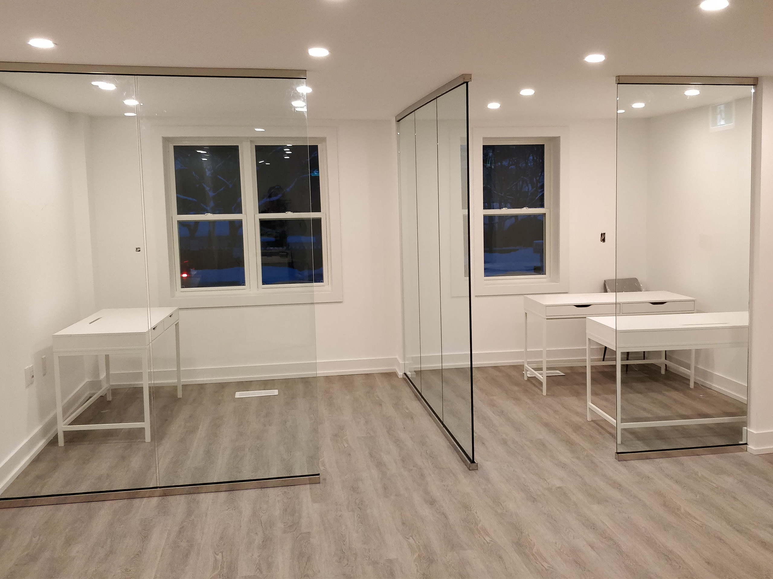 Toronto glass partitions